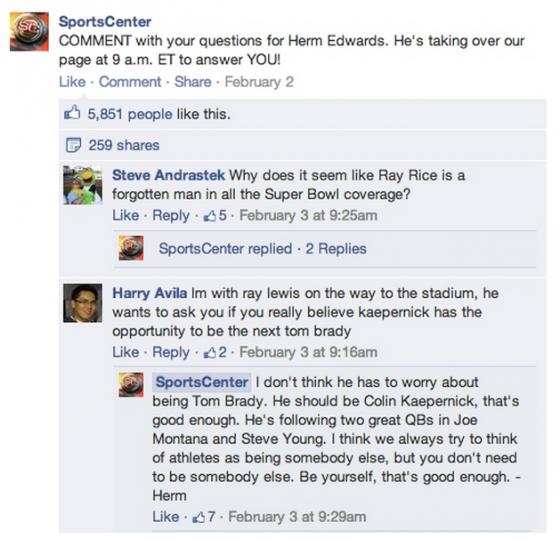 Lancement des commentaires imbriqués par Facebook