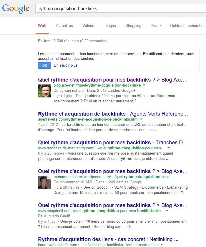La nouvelle page du moteur de recherche Google bientôt disponible