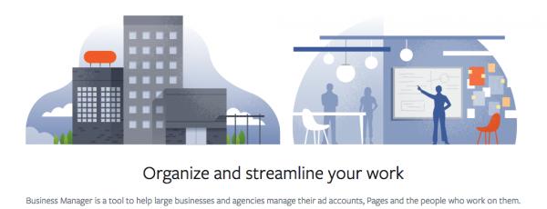 Business Manager par Facebook