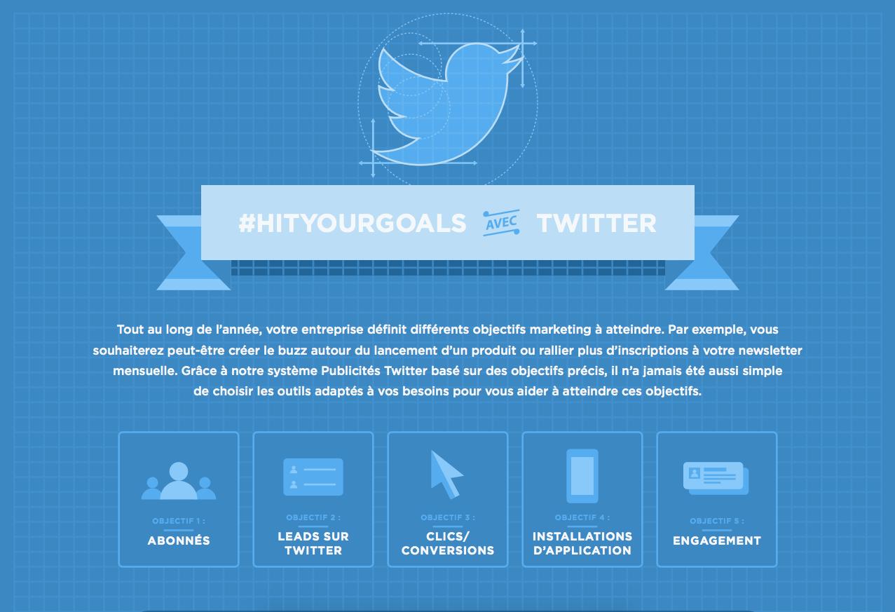 Twitter : guide des annonceurs publicitaires