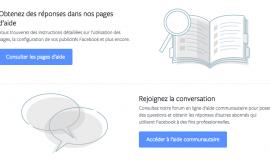 Comment contacter Facebook? Le formulaire!