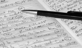 Quelques règles d'or à respecter lors de la rédaction d'un texte