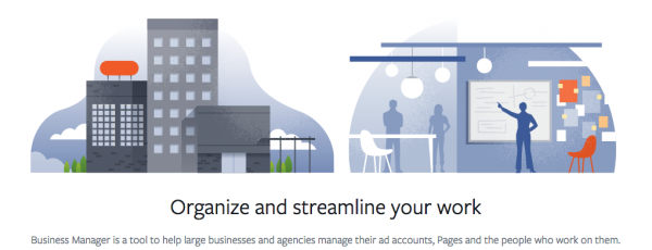 Business Manager par Facebook