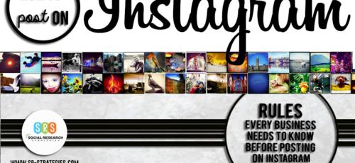 10 étapes pour une bonne présence sur Instagram